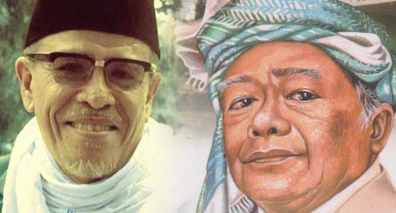 Buya HAMKA & Pak AR. Fachruddin