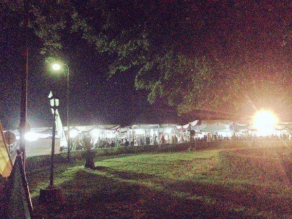 Bangsal Sewoko Projo penuh dengan Jamaah Muhammadiyah