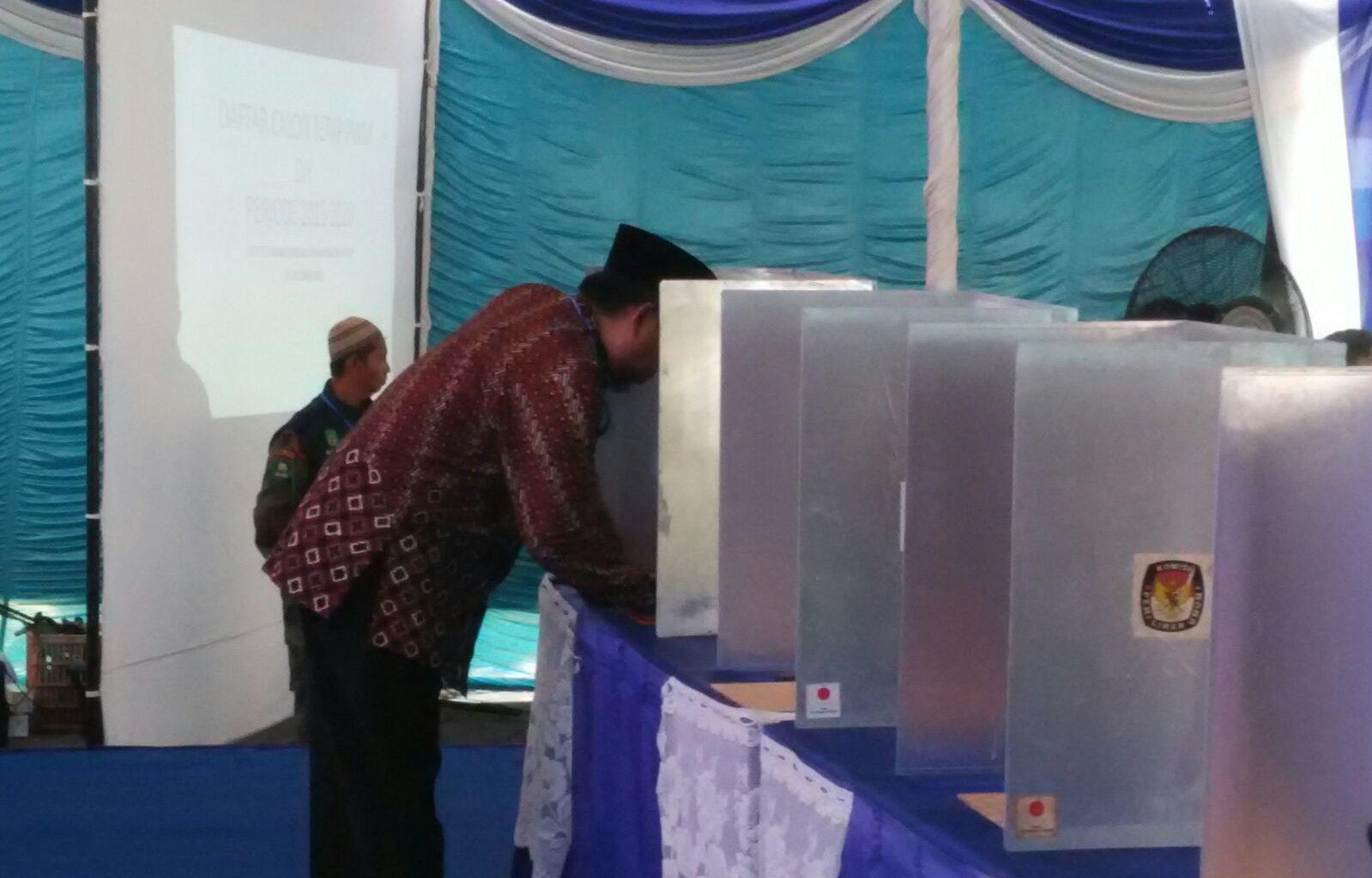 Suasana Pemungutan Suara 13 Formatur Muhammadiyah Yogyakarta