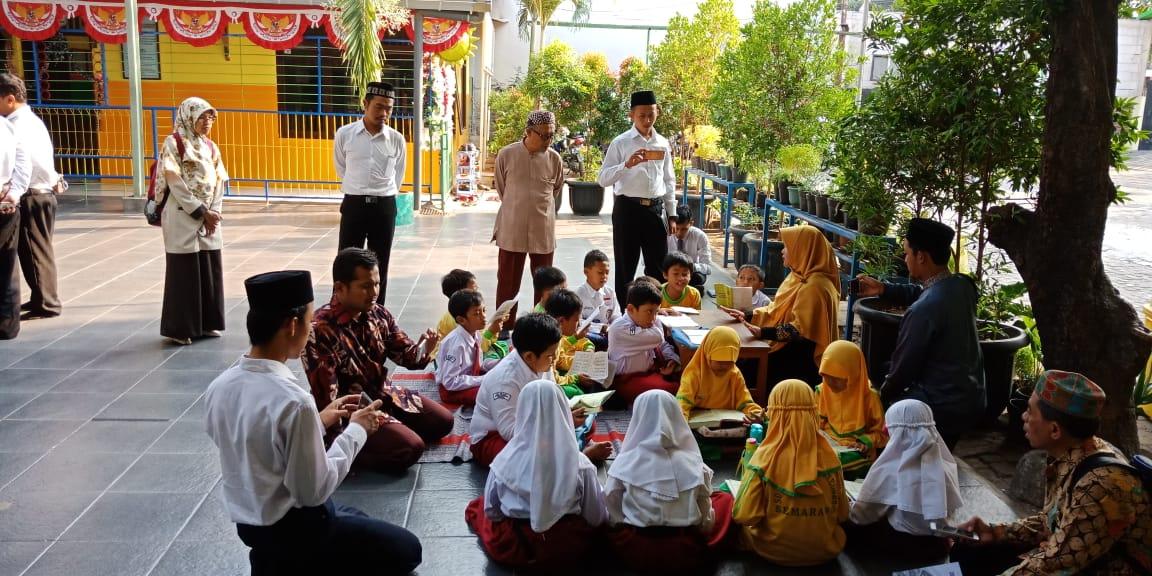 Kunjungan ke SDI Pangeran Diponegoro (5)