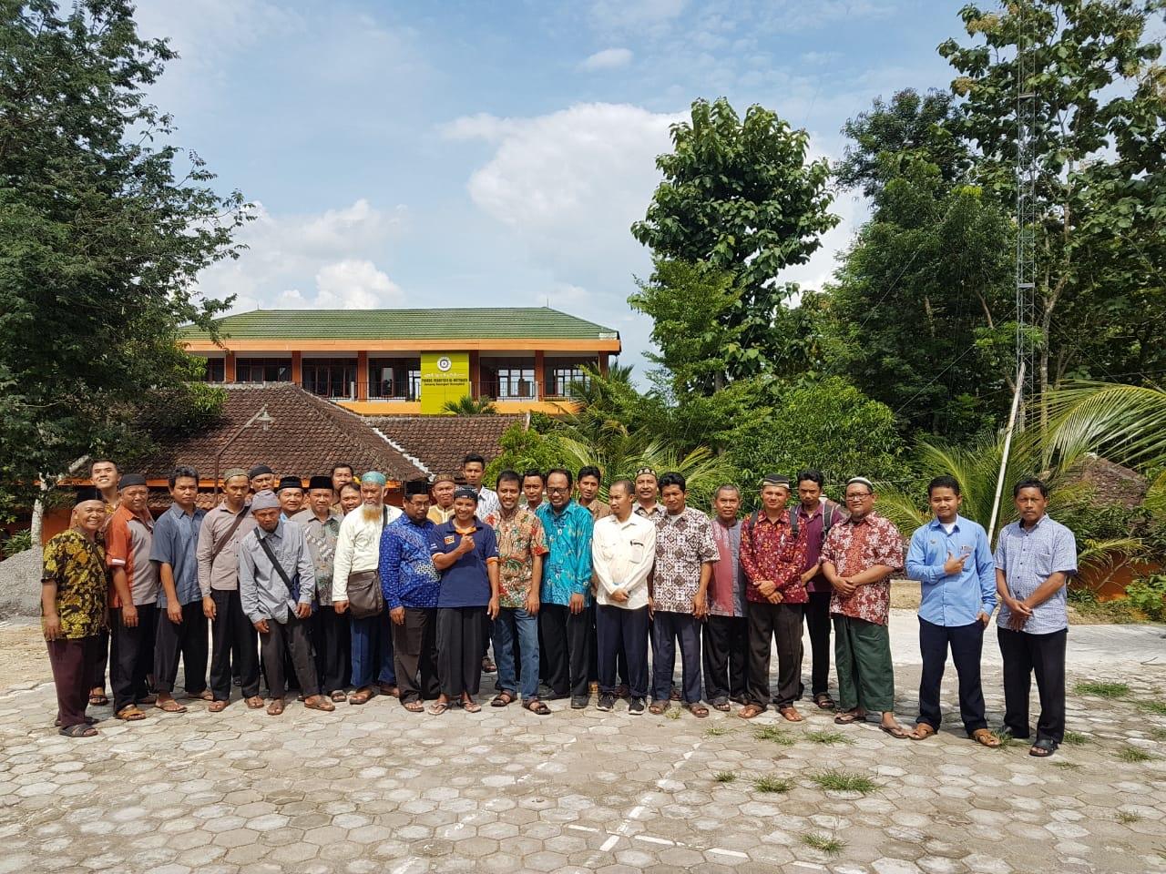 LPCR Muhammadiyah Gunungkidul di Gedangsari