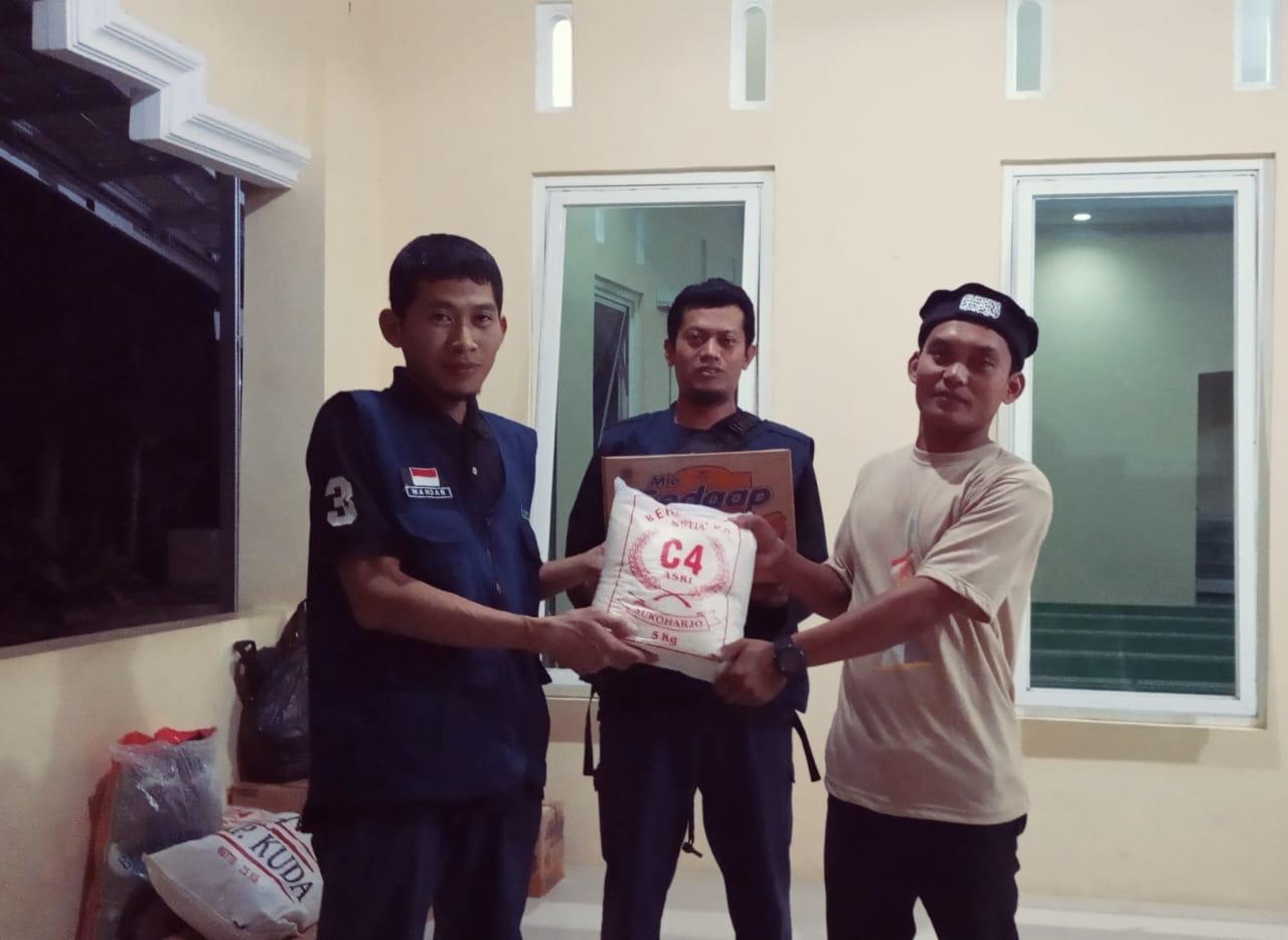 MDMC Distribusikan Bantuan Bencana Banjir di Semanu