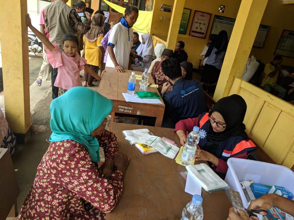 Asessment Korban Banjir Purwosari dari PKU Muhammadiyah dan MDMC Gunungkidul