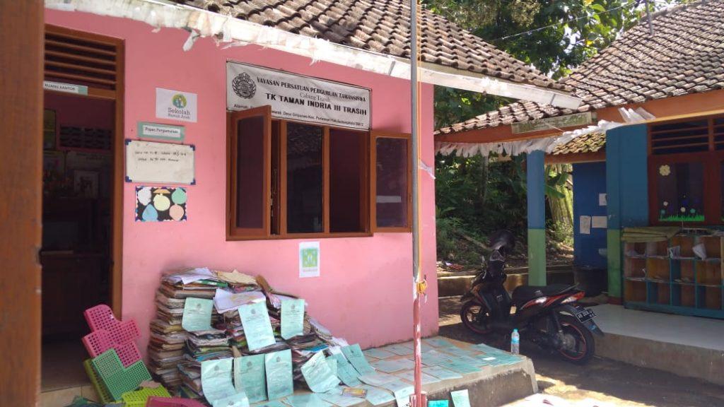 MDMC Gunungkidul Assesessment Fasilitas Pendidikan Terdampak Banjir