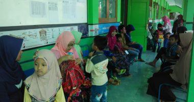 Rame Peminat di Pendaftaran SD Muhammadiyah Bedoyo