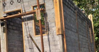 Bantuan Rumah untuk Bapak Wardiyo seorang Aktivitas dari Lazismu Gunungkidul