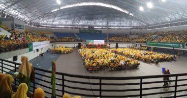 Resepsi MILAD 105 Aisyiyah se Daerah Istimewa Yogyakarta di GOR Among Rogo Yogyakarta