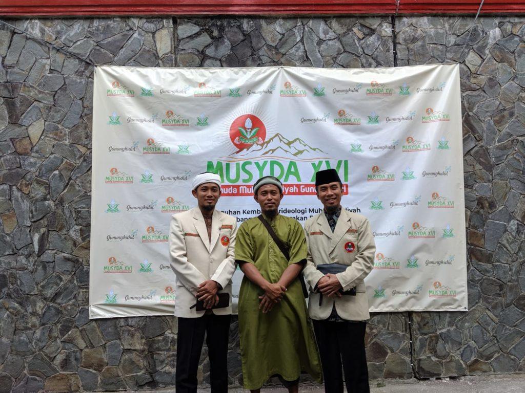 3 Ustadz Pemuda Muhammadiyah Gunungkidul