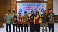 Pelepasan Peserta Olympicad VI Nasional 2019 Kafilah PDM Gunungkidul