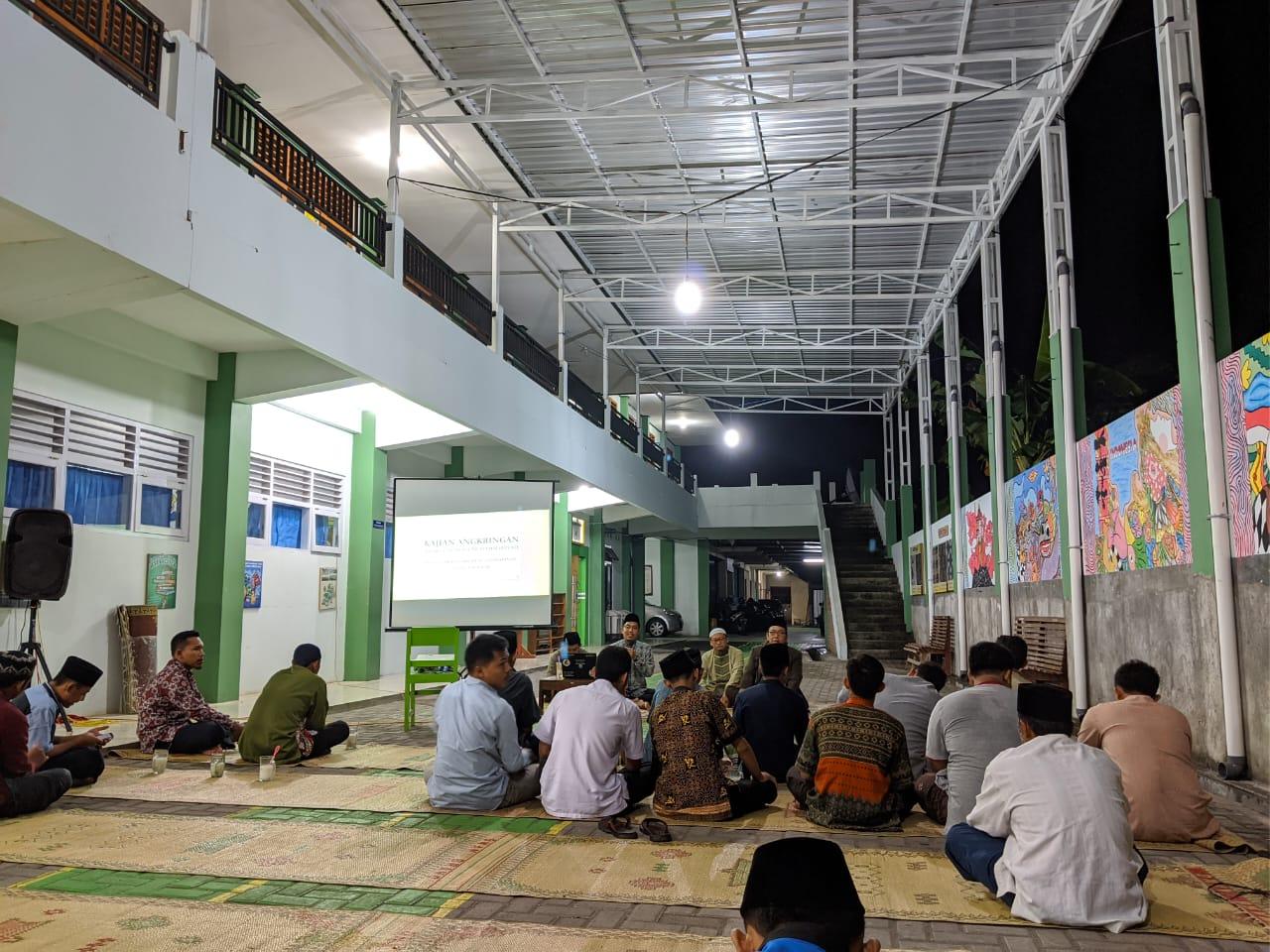 Kajian Rutin AMM Gunungkidul yang bertempat di SMK Muhammadiyah Karangmojo 23 Januari 2020