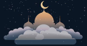 Gambar Masjid Keren buat Background