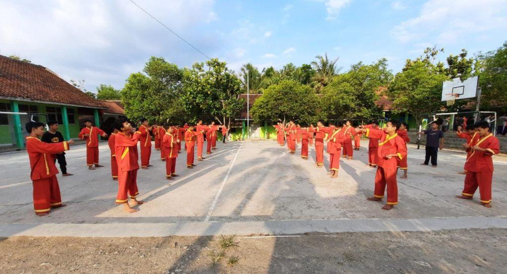 Tapak Suci adalah Olahraga Beladiri Wajib Santri Daarul Khoir